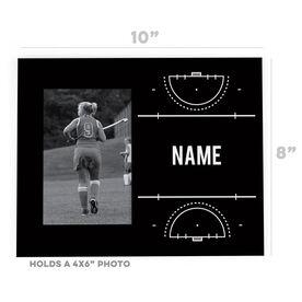 Field Hockey Photo Frame - My Field