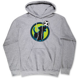 Soccer Hooded Sweatshirt - Soccer Buddy