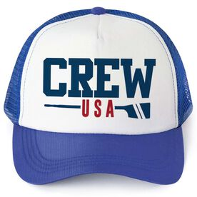 Crew Trucker Hat - Crew USA