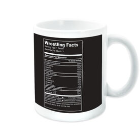 Wrestling Coffee Mug Facts