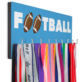 Football Hook Board Football with Footballs