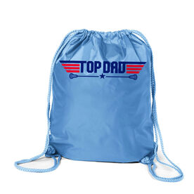 Guys Lacrosse Sport Pack Cinch Sack - Top Dad Guys Lacrosse