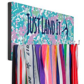 Gymnastics Hook Board Gymnastics Just Land It