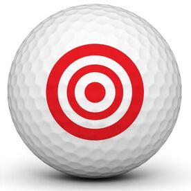 Target Precision Golf Balls
