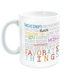 Running Coffee Mug - Favorite Things