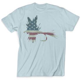 Vintage Fly Fishing T-Shirt - American Adams