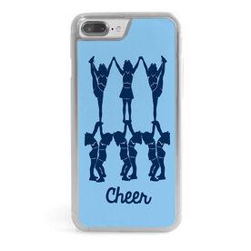 Cheerleading iPhone® Case - Cheer Pyramid
