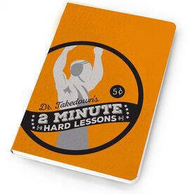 Wrestling Notebook Dr. Takedown