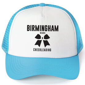 Cheerleading Trucker Hat - Team Name With Text