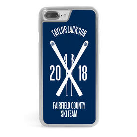 Skiing iPhone® Case - Personalized Team