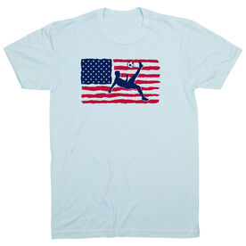 Soccer T-Shirt Short Sleeve - Guys Soccer Land That We Love