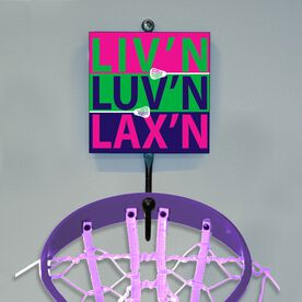 Liv'n Luv'n Lax'n Hook