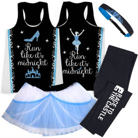 Run Like It's Midnight Running Outfit