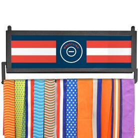 AthletesWALL Medal Display - Simple Stripe