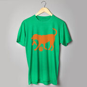 Basketball Tshirt Short Sleeve Baxter The Basketball Dog