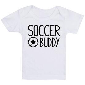Soccer Baby T-Shirt - Soccer Buddy