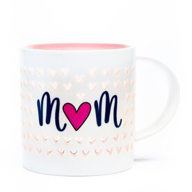 Soleil Home™ Porcelain Mug - Heartfelt Mug for Mom