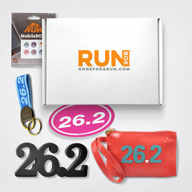 RUNBOX Gift Set - Marathon Girl