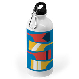 Crew 20 oz. Stainless Steel Water Bottle - Oars Colors