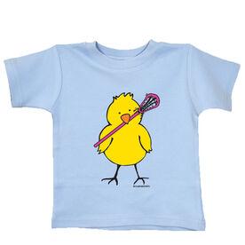Baby T-shirt Lacrosse Peep