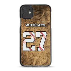 Baseball iPhone® Case - Baseball Diamond