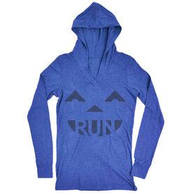 Women's Running Lightweight Performance Hoodie Pumpkin Run