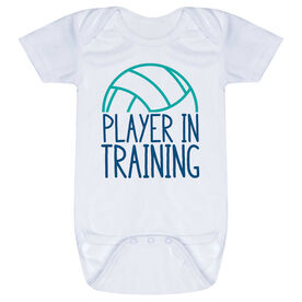 Volleyball Baby One-Piece - Player In Training
