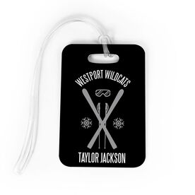 Skiing Bag/Luggage Tag - Personalized Team
