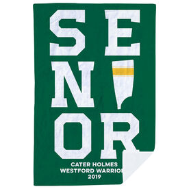 Crew Premium Blanket - Personalized Senior