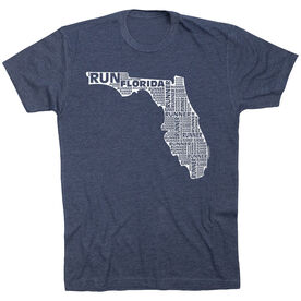 Running Short Sleeve T-Shirt - Florida State Runner