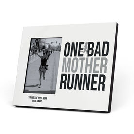 Running Photo Frame - One Bad Mother Runner