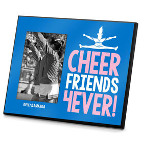 Cheerleading Photo Frame Cheer Friends 4 Ever
