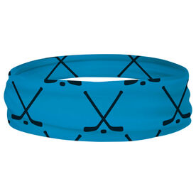 Hockey Multifunctional Headwear - Crossed Sticks Pattern RokBAND