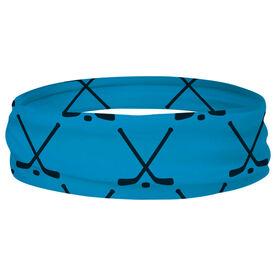 Hockey Multifunctional Headwear - Crossed Sticks Pattern RokBAND