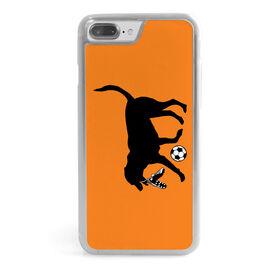 Soccer iPhone® Case - Spot The Soccer Dog