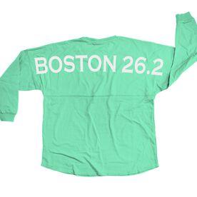 Statement Jersey Shirt Boston 26.2
