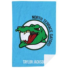 Personalized Premium Blanket - Custom Logo