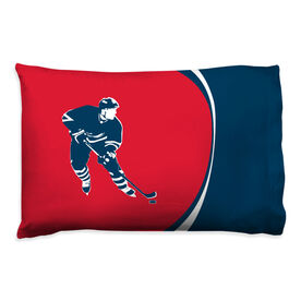 Hockey Pillowcase - Player Pride