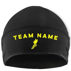 Run Technology Beanie Performance Hat - Team Name
