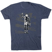 Football Tshirt Short Sleeve Number One Player