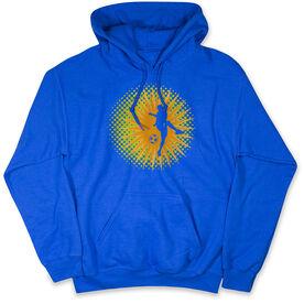 Soccer Standard Sweatshirt - Sunburst Soccer