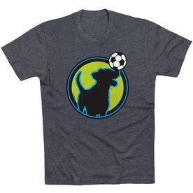 Soccer Short Sleeve T-Shirt - Soccer Buddy
