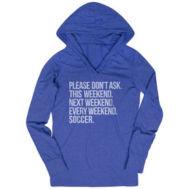 Soccer Lightweight Performance Hoodie - All Weekend Soccer