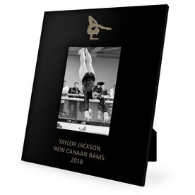 Gymnastics Engraved Picture Frame - Gymnast