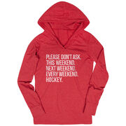 Hockey Lightweight Performance Hoodie - All Weekend Hockey