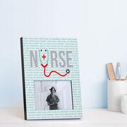 Photo Frame - Nurse Stethoscope