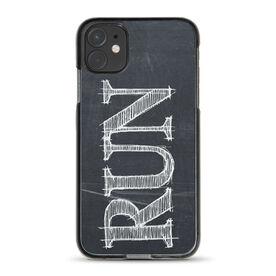 Running iPhone® Case - Chalkboard Run