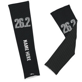 Printed Arm Sleeves 26.2 Marathon (Dimensional)