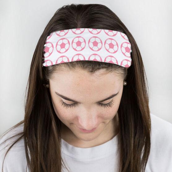 Soccer Multifunctional Headwear - Soccer Pattern RokBAND