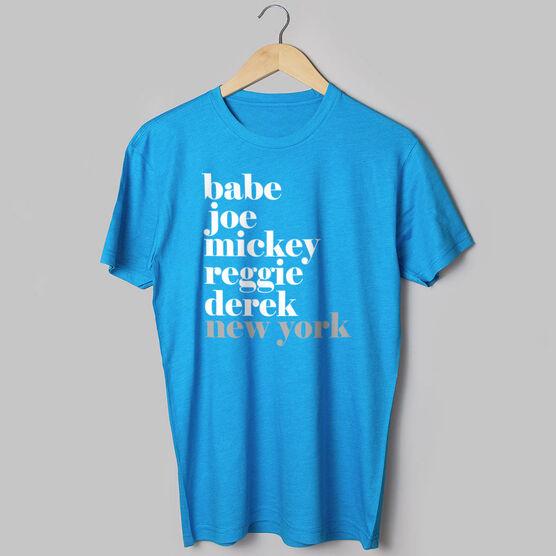 Baseball Short Sleeve T-Shirt - FANtastic Bronx New York